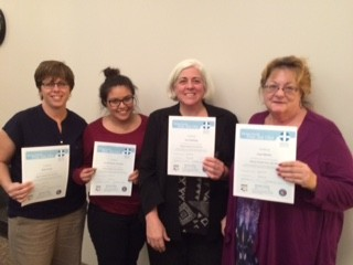 Chester County Staff Certified in Mental Health First Aid