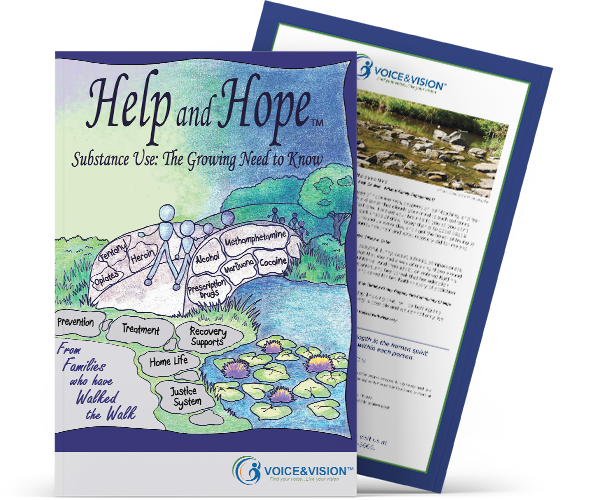 Help and Hope - Substance Use: The Growing Need to Know